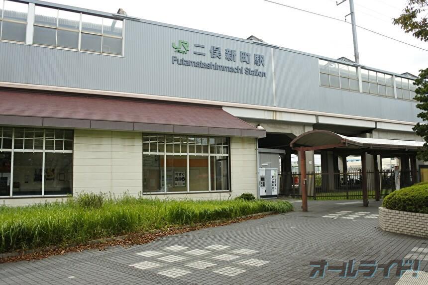 JR京葉線 二俣新町駅