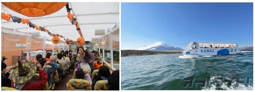 山中湖カババス