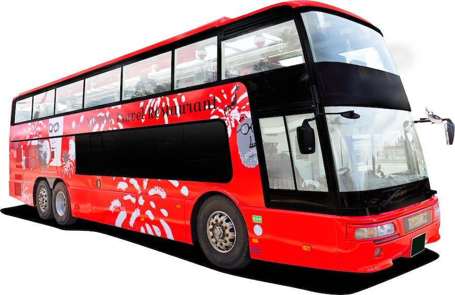 熊野ジビエレストランバス