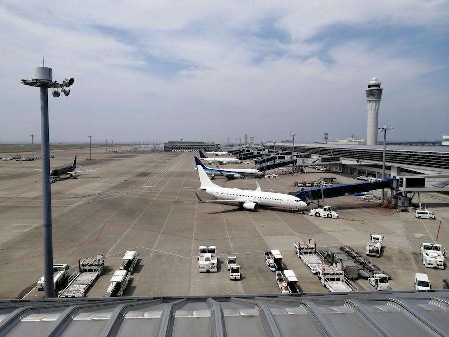 中部セントレア国際空港