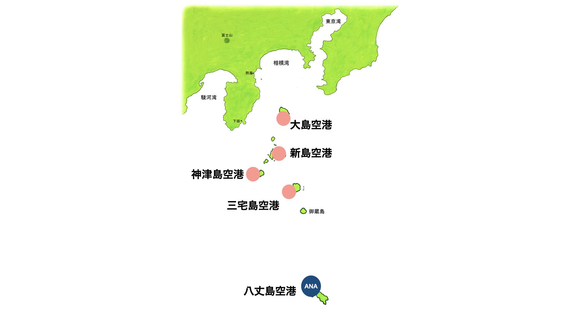 伊豆諸島空港
