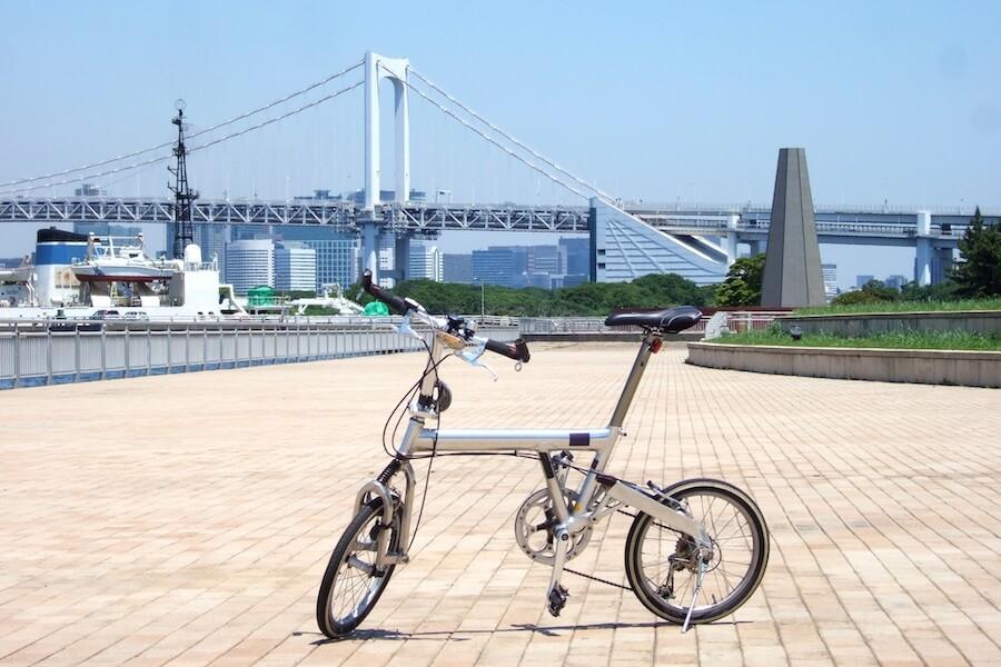 輪行・自転車