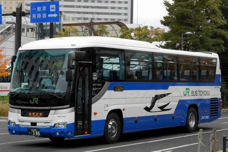 JRバス東北
