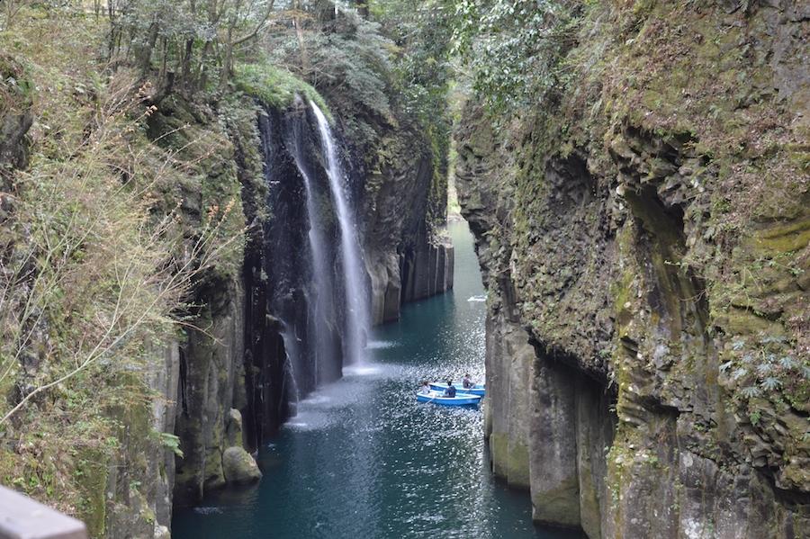 宮崎・真名井の滝