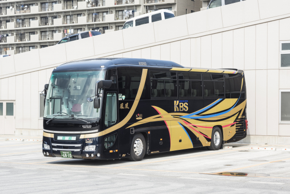 豪華バス『鳳凰』