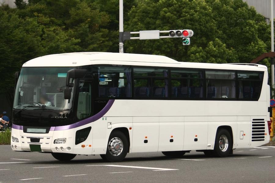 一般的なバスのイメージ