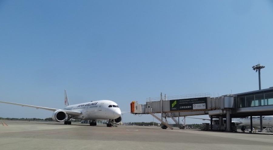 第2旅客ターミナル(T2)67番搭乗口