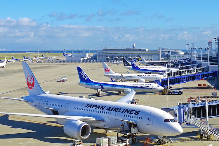 運用実績を発表した中部国際空港