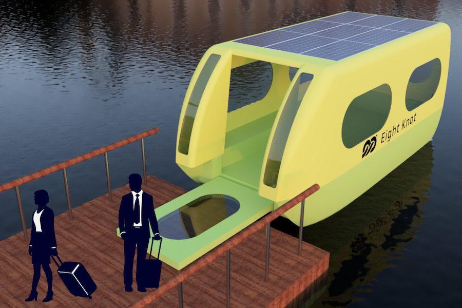 EVロボティックボート