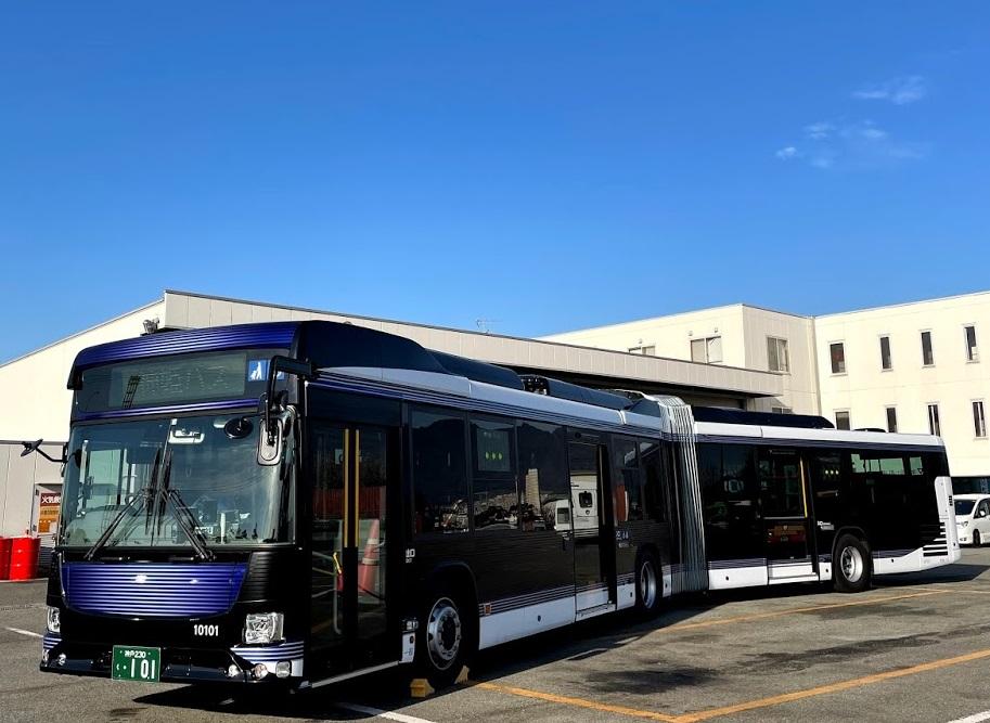 連節バス「Port Loop(ポートループ)」