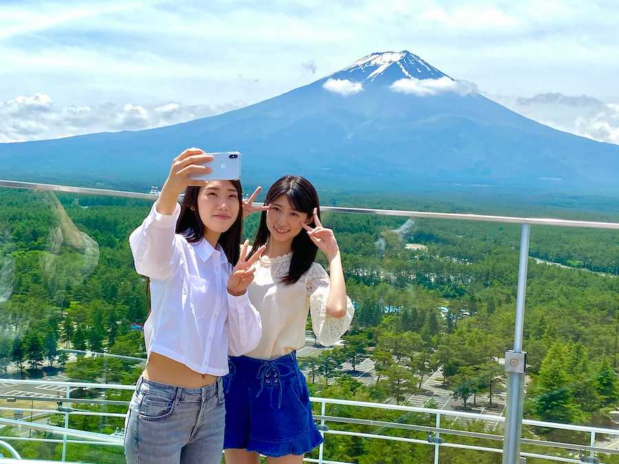 FUJIYAMAタワー