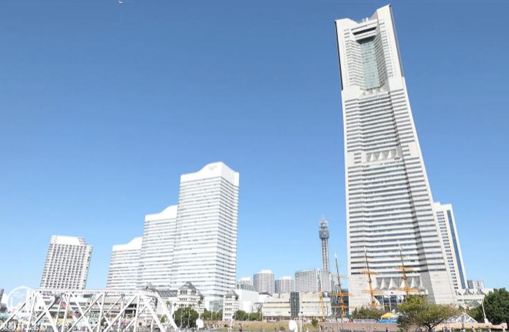 ベイサイドドライブ in 横浜