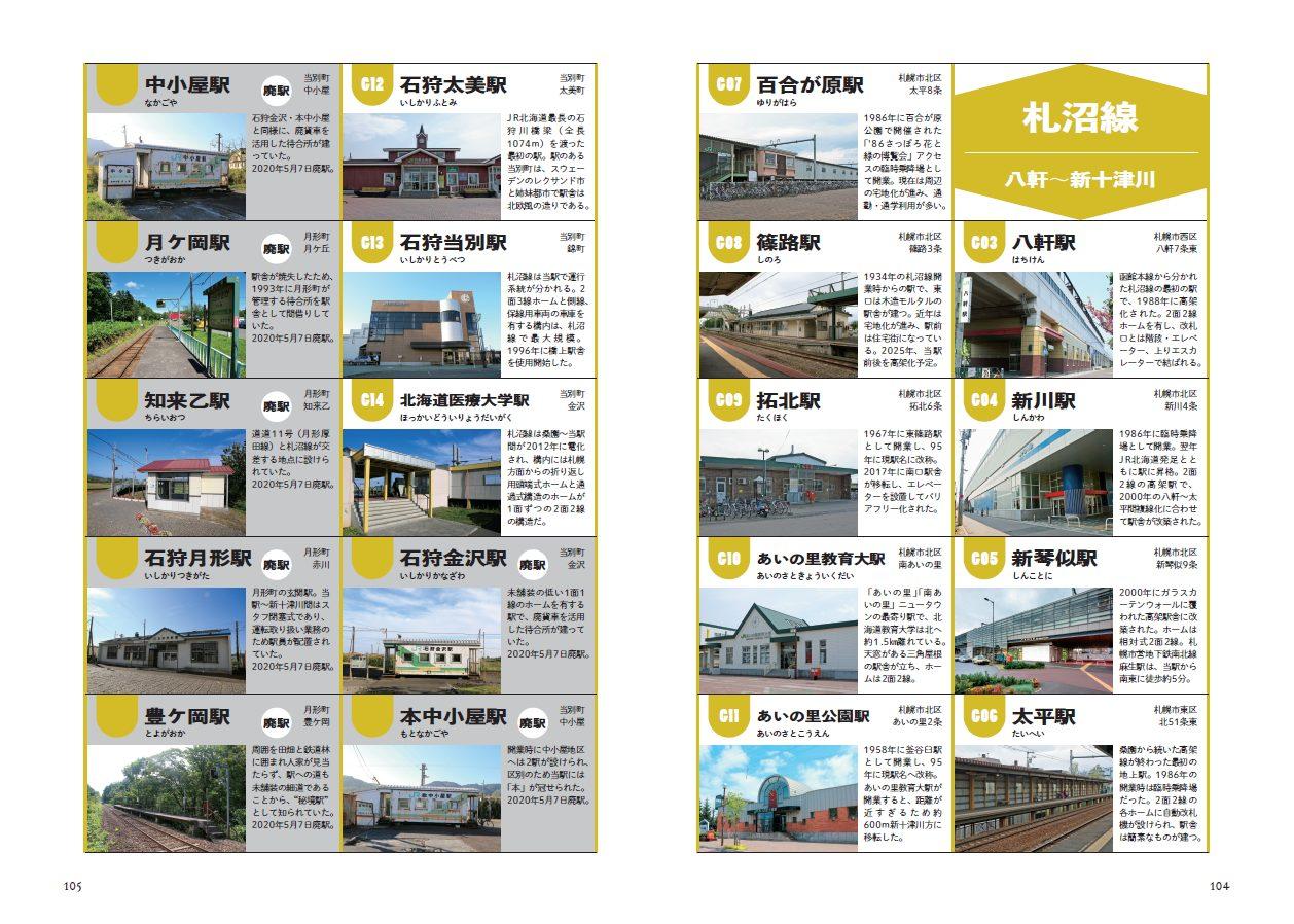 北海道の鉄道旅大図鑑 改訂版