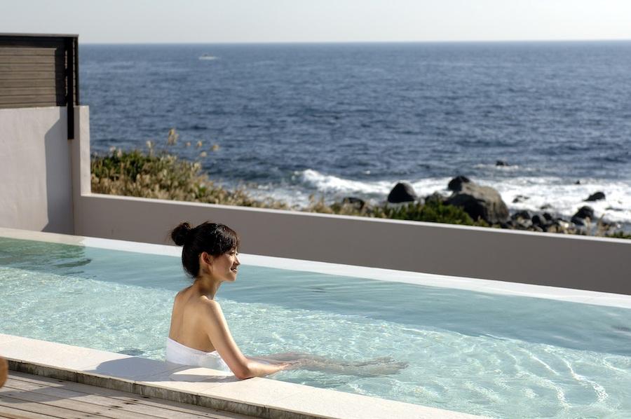 海泉浴「島の湯」
